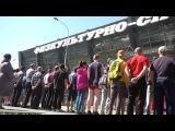 Районный этап краевых сельских спортивных игр «Олимпийская Нива Красноярья» в Шушенском