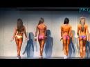 XXXVIII Mistrzostwa Polski w Kulturystyce i Fitness Kielce 2014 Bikini Fitness 169cm