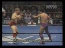 Бой Такадо и Бакленда. Бушидо (Nabuhiko Takada VS Buckland)