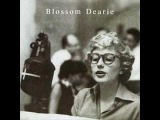BLOSSOM DEARIE w JO JONES, RAY BROWN and HERB ELLIS (full album)