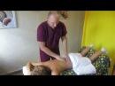 Триггерные точки Массаж при болях в спине Massage for back pain