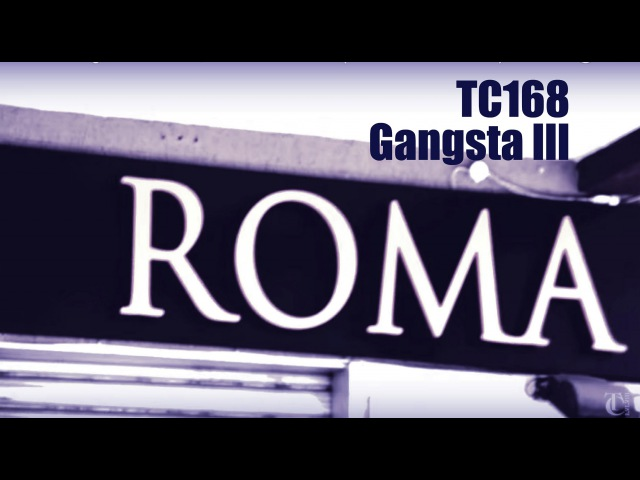 TC168 Gangsta lll feat TJ, Clara Annalisa (official music video)