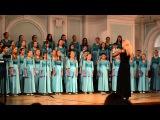 Детский хор ВЕСНА - Милость мира 17-11-2013 Рахманиновский