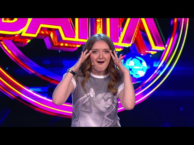 Comedy Баттл. Суперсезон - Саша (2 тур) 19.09.2014