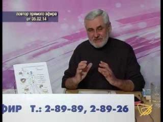 ПРЯМОЙ ЭФИР 05.02.14 Виктор Пошетнёв