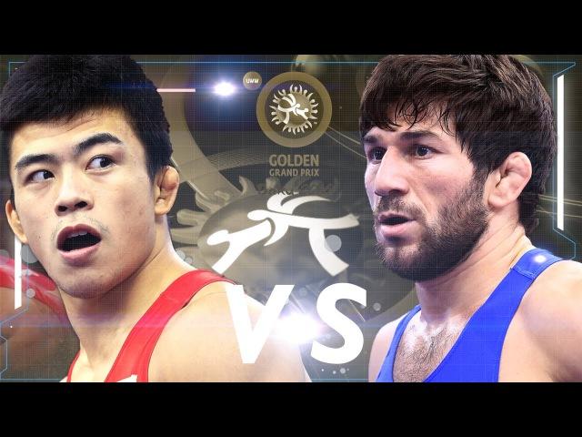 Best Match from Day 3 -- 14 GR - 59 kg K. FUMITA (JPN) df. T. MAMMADOV (AZE) by TF, 10-0
