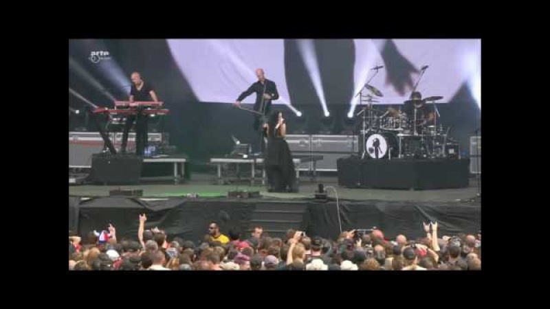 Tarja - Calling From The Wild (Hellfest 2016)