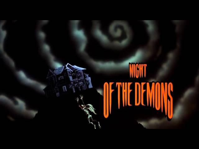 Night of the Demons (1988) -