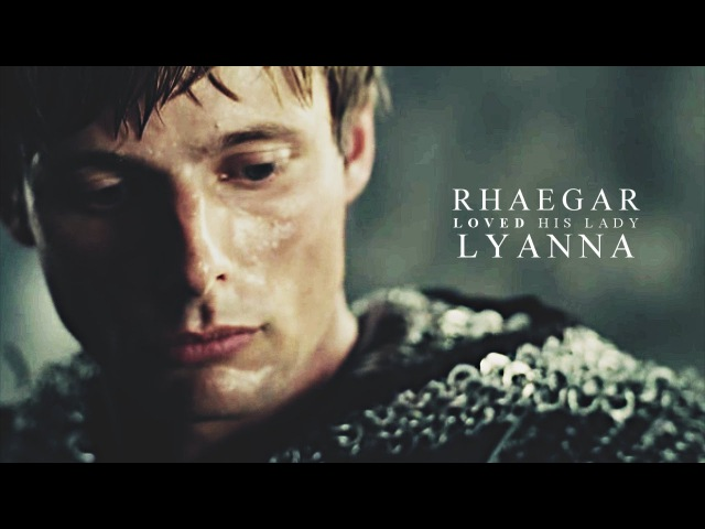 Rhaegar Lyanna | Game of Thrones | But that's a sadder story
