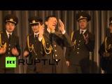 Хор русской армии исполнил песню Cheri Cheri Lady в честь 30-летия Modern Talking