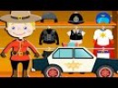 Police officer teaches colors. Sergeant Cooper cartoon. Police car games online. Police car cartoon.