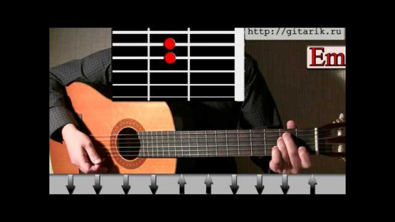 Бумбокс - Пепел урок на гитаре