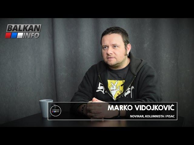 INTERVJU Marko Vidojković Vučić i poluretardirani ološi na vlasti uništavaju državu 27 04 2016