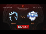 Liquid vs MVP, TI6 Групповой этап, Игра 1