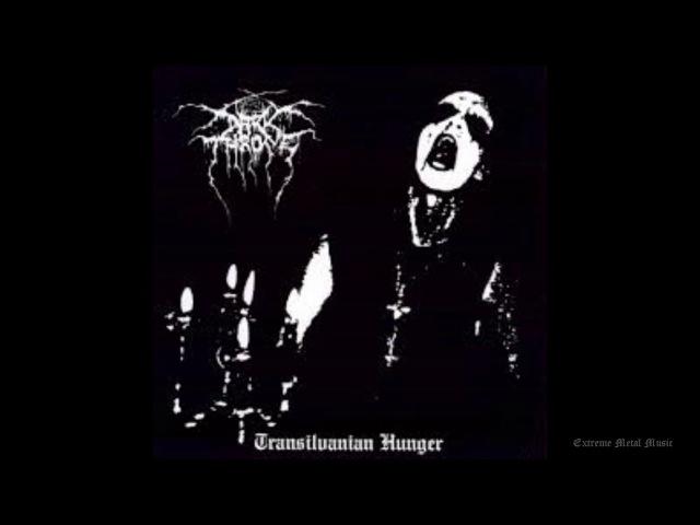DARKTHRONE Transilvanian Hunger Full length 1994