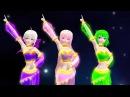 MMD : Танец маленьких Утят Rus motion DL