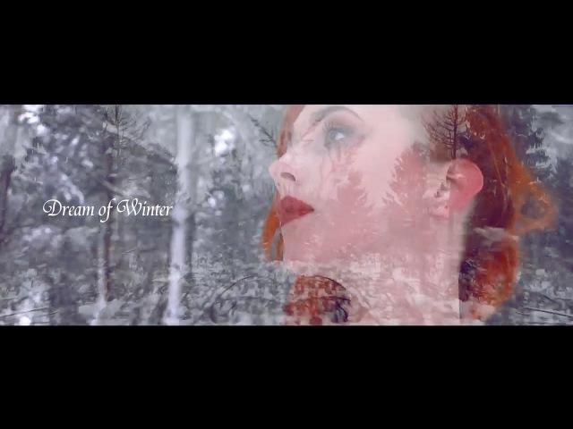 Dream of Winter (music video) Anastasia Levina (Ilya Miskin)