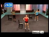 Pauline Nordin, The Butt Bible - Upper Body Level 3 (Exercise TV)