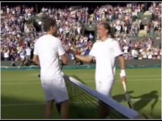 Grigor Dimitrov vs. Alexandr Dolgopolov 6-7(3), 6-4, 2-6, 6-4, 6-1 Wimbledon (R32) 27.06.2014.