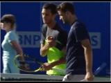 Grigor Dimitrov vs. James Ward 7-5, 6-3 Aegon Championshiops Queen`s Club (R32) 10.06.2014.