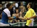 Grigor Dimitrov vs. Rafael Nadal 5-7, 6-3, 2-6 ABN Amro Roterdam (R16) 11.02.2009.