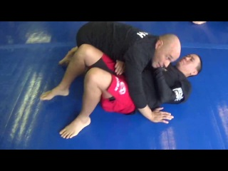 High Elbow Sweep From Bottom Across Side