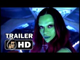 Guardians of the Galaxy: Volume 2 International TRAILER #1 (2017) Chris Pratt Marvel Movie HD