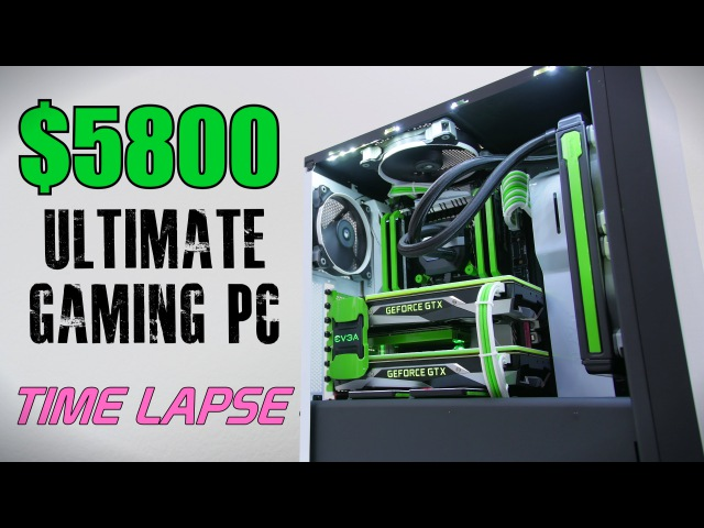 Gaming PC - Time Lapse Build
