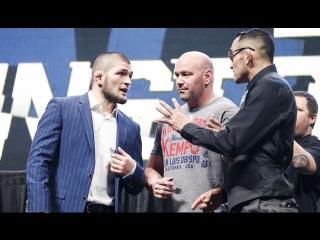 Тони Фергюсон проехался по Хабибу Нурмагомедову, бойцы UFC и экс-президент Bellator объединились