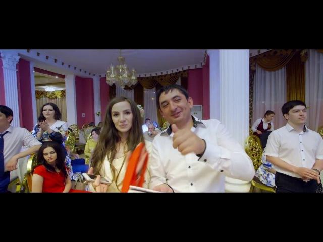 Осман и Лейла Балкарская Свадьба в ресторане