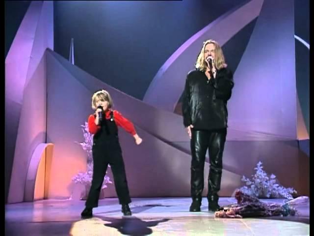 Шура Шерлинг и Владимир Пресняков Утренняя звезда 1996
