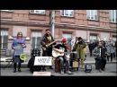 Wild-wild village -I Got a Woman(cover Ray Charles) Попурри Star Wars streetmusicday.25.09.2016 SPb.