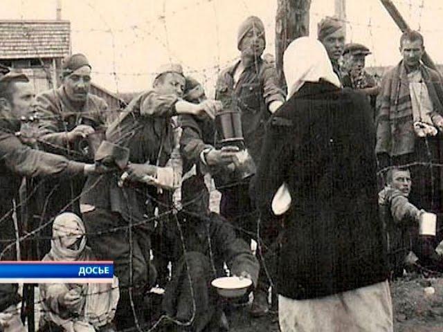 В Гродно перезахоронили жертв концентрационного лагеря Stalag 324 (2016) - шталаг, плен