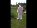 Света косит траву, трын-траву на поляне...
