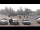 Красиво жить не запретишь вертолет МО Украины сел в центре Чернигова, чтобы подобрать генерала