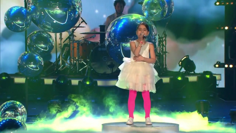 Philipp Dittberner - Wolke 4 (Magdalina) _ Halbfinale _ The Voice Kids 2016 _ SA