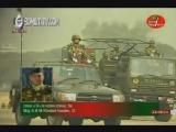 Военный парад в Бангладеш в честь 45-й годовщины победы индийской армии и бенгальских повстанцев над Пакистаном