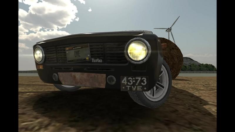 Новый таз в Slick Racing: Гонки на выживание 3D (One Classik)