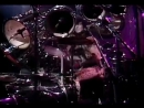 ERIC CARR Drum Solo Young and Wasted Live KISS 1984 Animalize TOUR 480P