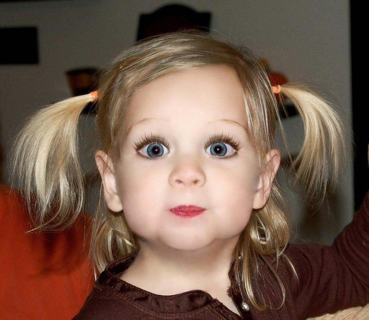 Друг другу, картинки маленькой прикольной девочки
