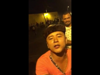 Rapping in the streets of cartagena- yorday martinez