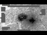Ирак.24-12-2016.Авиудары по позициям иг