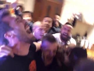 Эмоции ... Leicester City (Лестер Сити) чемпион Англии 2015/2016