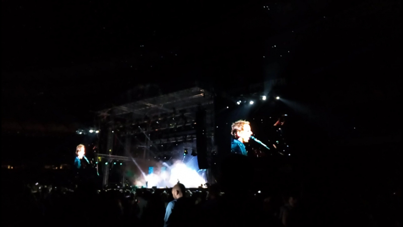 Muse - Knights Of Cydonia (solo) /U-Park fest 2016