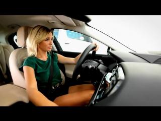 NEW Jaguar XE HD- Тест-драйв в программе Москва рулит