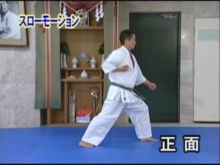 Идо кихон и ката каратэ Кёкусинкай
