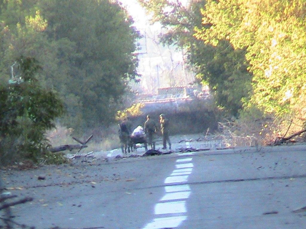 Боевики продолжают препятствовать наблюдателям ОБСЕ. Полной свободы передвижения нет, - Хуг - Цензор.НЕТ 4503