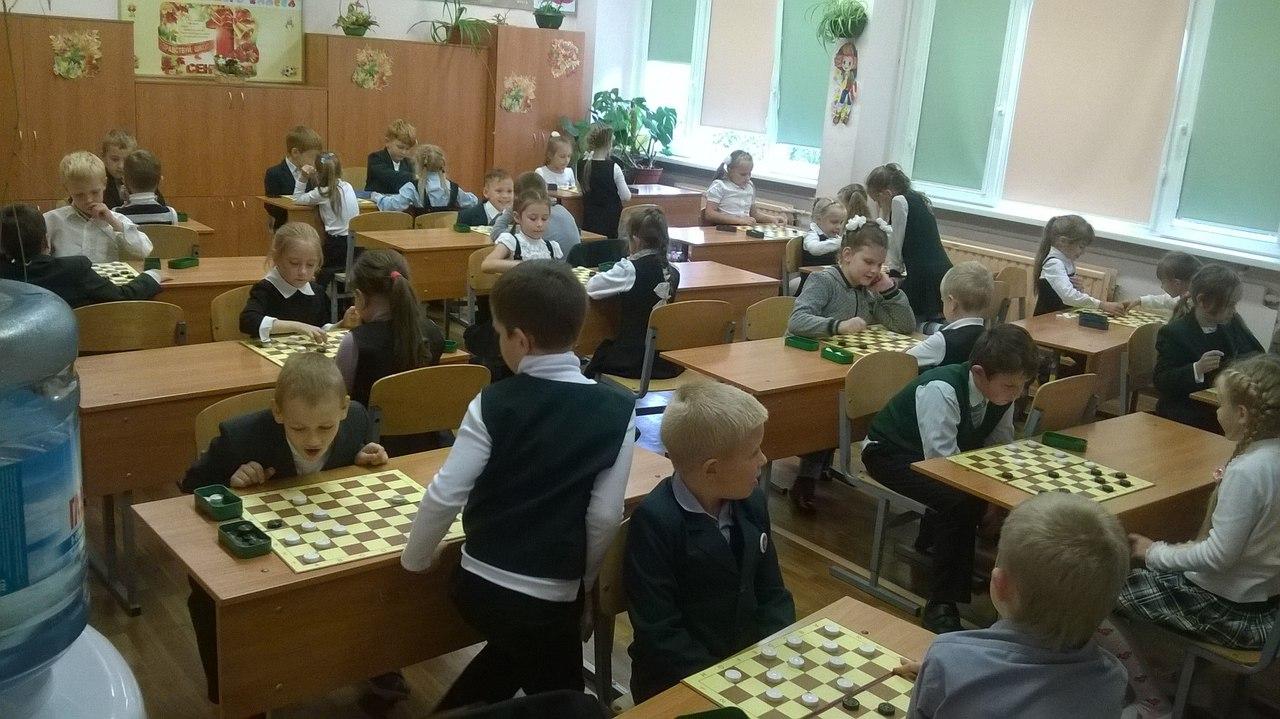 Фото с турниров по шашкам