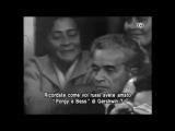 Встреча Бориса Пастернака и Леонарда Бернстайна. The New York Philarmomic in Moscow, 1959