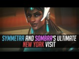 Symmetra and Sombra's Ultimate New York Visit